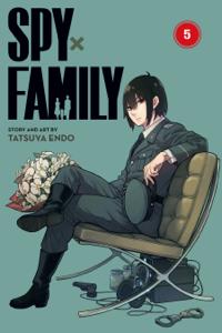 Spy x Family, Vol. 5 Boekomslag