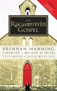 The Ragamuffin Gospel Book Cover