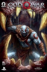 God of War: Fallen God #3 Book Cover