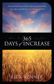 365 Days of Increase - Rick Renner by  Rick Renner PDF Download