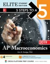 5 Steps To A 5 AP Macroeconomics 2019 Elite Student Edition