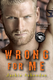 Wrong for Me - Jackie Ashenden book summary