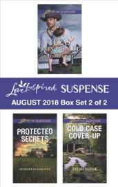 Harlequin Love Inspired Suspense August 2018 - Box Set 2 of 2 PDF Download
