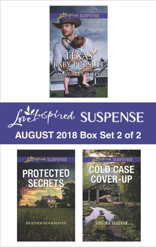 Margaret Daley, Heather Woodhaven & Virginia Vaughan - Harlequin Love Inspired Suspense August 2018 - Box Set 2 of 2