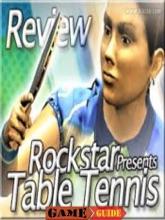 Rockstar Table Tennis Guide