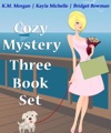 Cozy Mystery Three Book Set
