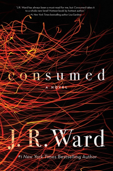 Consumed - J.R. Ward book cover