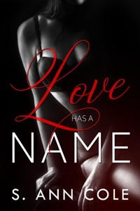 Love Has A Name Book Cover