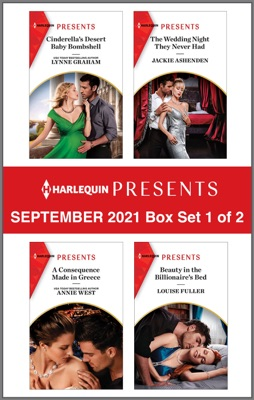Harlequin Presents September 2021 - Box Set 1 of 2