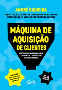 Máquina de aquisição de clientes Book Cover