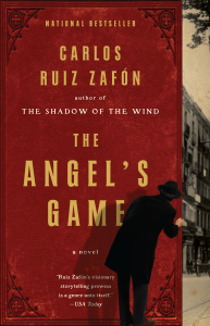The Angel's Game Book Cover