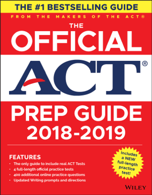 The Official ACT Prep Guide - ACT book