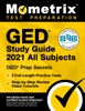 GED Study Guide 2021 All Subjects - GED Test Prep Secrets, Full-Length Practice Test, Step-by-Step Review Video Tutorials