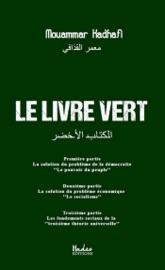 Le livre vert