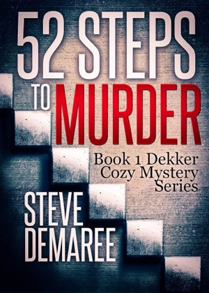 52 Steps to Murder book cover