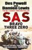 Damien Lewis & Des Powell - SAS Bravo Three Zero artwork
