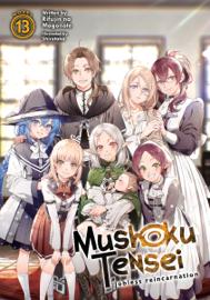 Mushoku Tensei: Jobless Reincarnation (Light Novel) Vol. 13