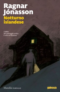 Notturno islandese Book Cover
