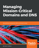 Managing Mission - Critical Domains and DNS Book Cover