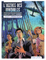 L'Agence Des Invisibles - Friedrich Müller Tome 1 : L'agence des invisibles