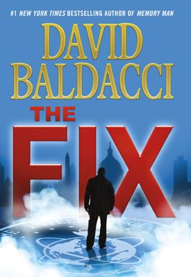 The Fix - David Baldacci book