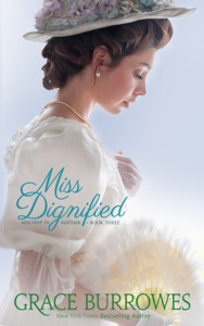 Miss Dignified Book Cover