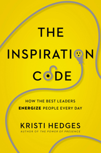 The Inspiration Code Book Cover
