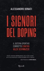 I signori del doping Book Cover