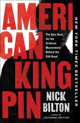 American Kingpin book cover