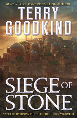 Siege of Stone - Terry Goodkind book