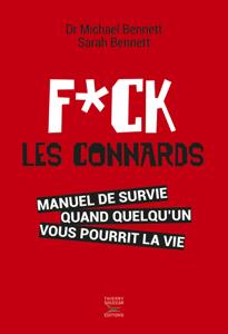 Fuck les connards La couverture du livre martien