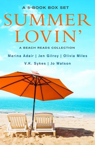 Marina Adair, Jen Gilroy, Olivia Miles, V.K. Sykes & Jo Watson - Summer Lovin' Box Set