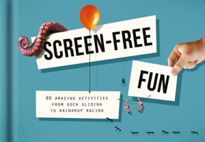 Screen-Free Fun Book Cover