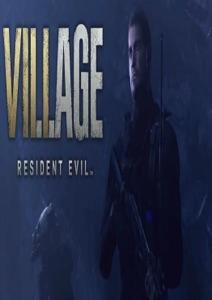 Resident Evil Village Guide Door Shaina Howe Boekomslag