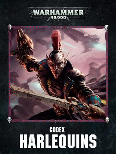 Games Workshop - Codex: Harlequins Enhanced Edition