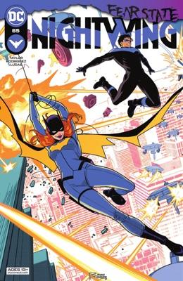Nightwing (2016-) #85