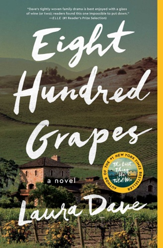 Eight Hundred Grapes Book