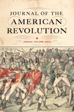 Journal Of The American Revolution 2016