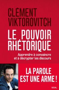 Le Pouvoir rhétorique Book Cover