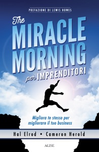 The Miracle Morning per imprenditori Book Cover