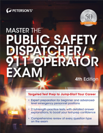 Master the Public Safety Dispatcher/911 Operator Exam book