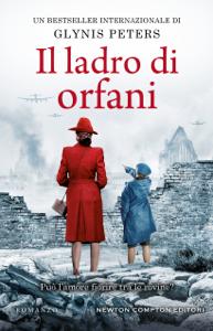 Il ladro di orfani Copertina del libro