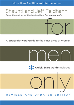 For Men Only, Revised and Updated Edition - Shaunti Feldhahn & Jeff Feldhahn book