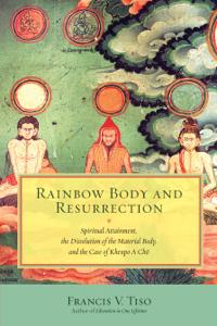 Rainbow Body and Resurrection Boekomslag