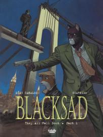 Blacksad - Volume 6 - They all fall down - Part 1