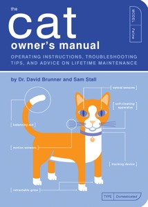 The Cat Owner's Manual Book Cover