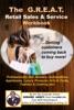 The G.R.E.A.T.  Retail Sales & Service Workbook