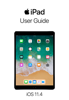 Apple Inc. - iPad User Guide for iOS 11.4 artwork