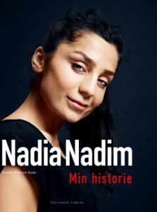 Nadia Nadim – Min historie La couverture du livre martien