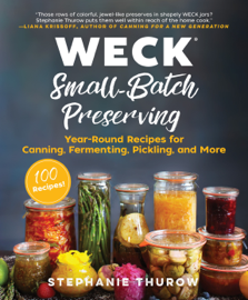WECK Small-Batch Preserving PDF Download